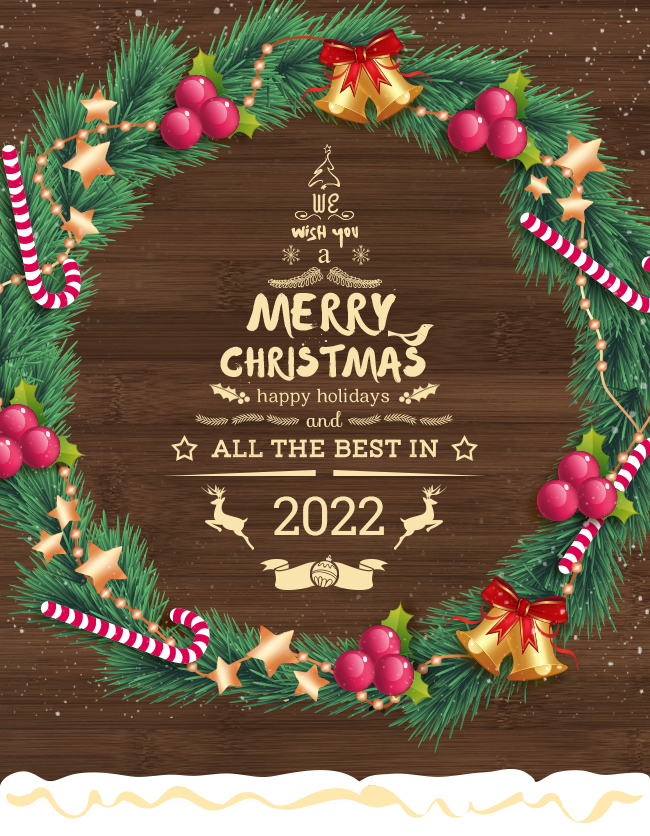 Christmas email builder wishing merry christmas m4hsunfo