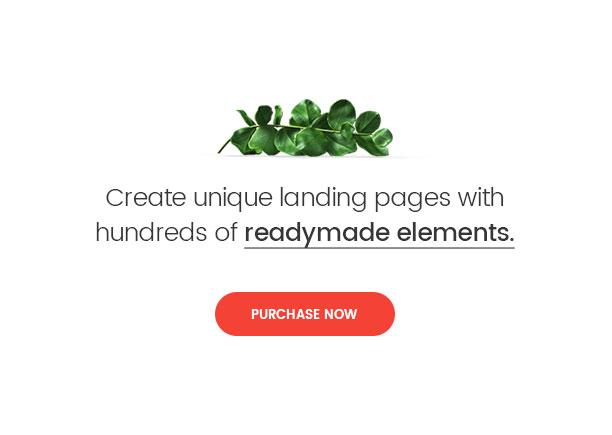 LeadGen - Multipurpose Marketing Landing Page Pack with HTML Builder - 7