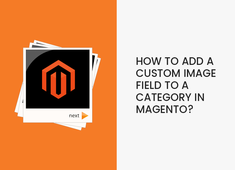 How to add a custom image field to a category in Magento?