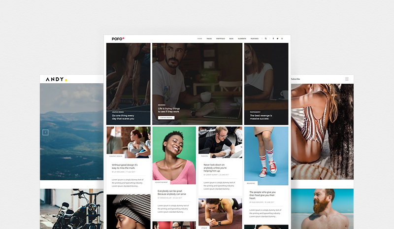 Top 10+ Awesome Blog WordPress Themes for Personal, Professional, Travel, and Fashion Blogging
