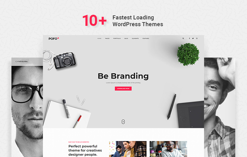 10+ fastest loading WordPress themes that speed up your business in 2019