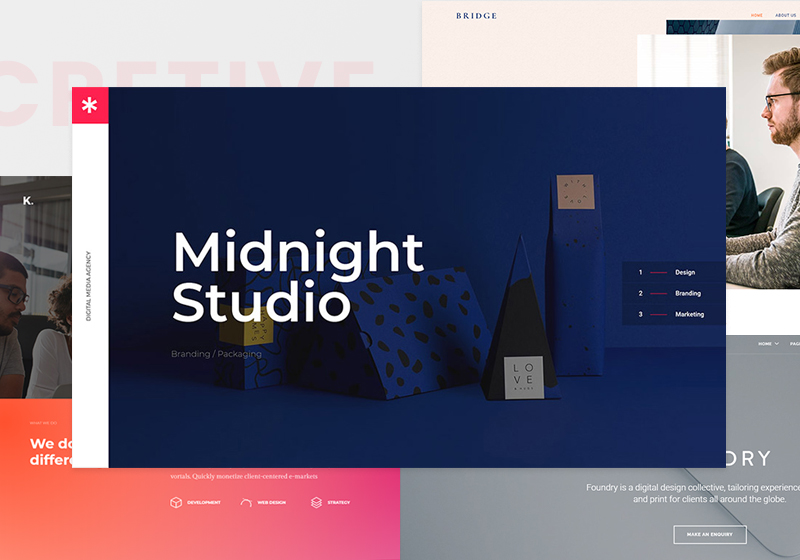 12 Most Perfect Creative Digital Agency WordPress Themes For Your Digital Business In 2020